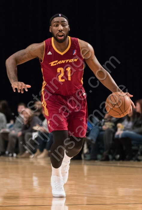 Canton Charge Guard ROOSEVELT JONES (21)