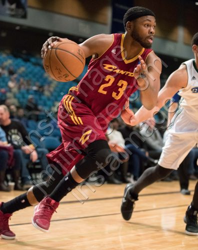 Canton Charge Forward CHRIS EVANS (23)