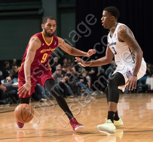 Canton Charge Guard JUSTIN JOHNSON (9)
