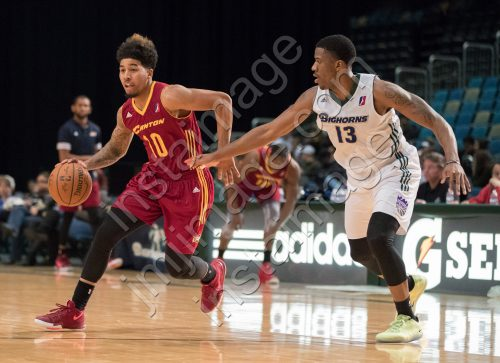 Canton Charge Guard MIKE WILLIAMS (10)